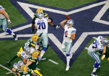 Dallas Cowboys vs Green Bay Packers NFL Game Travel Packages and Tours October 6, 2019